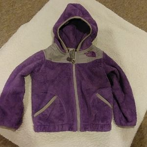 North face 12-18m jacket